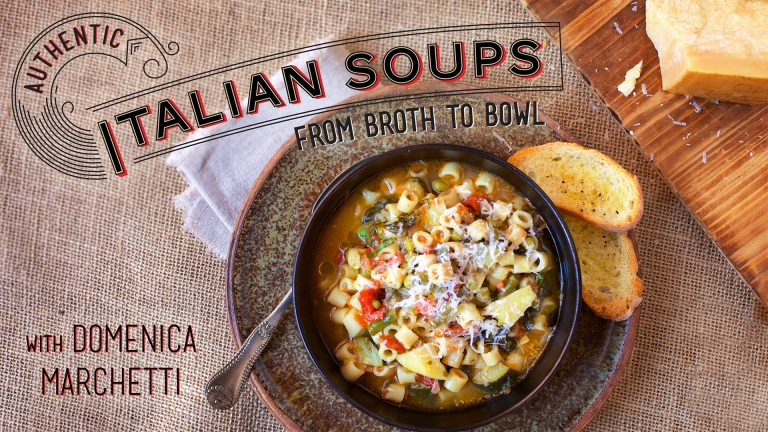 Authentic Italian Soups: From Broth to Bowl