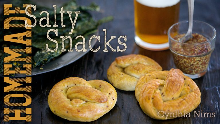 Homemade Salty Snacks