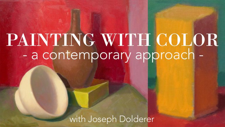 Painting With Color: A Contemporary Approach