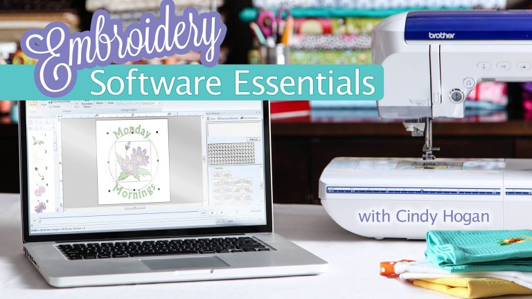 Embroidery Software Essentials