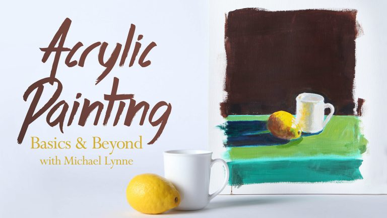 Acrylic Painting: Basics & Beyond