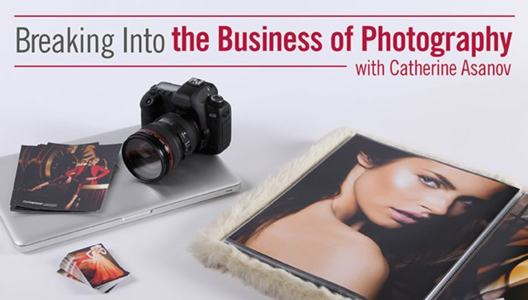 Breaking Into the Business of Photography