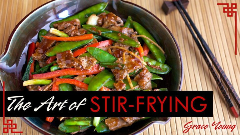 The Art of Stir-Frying