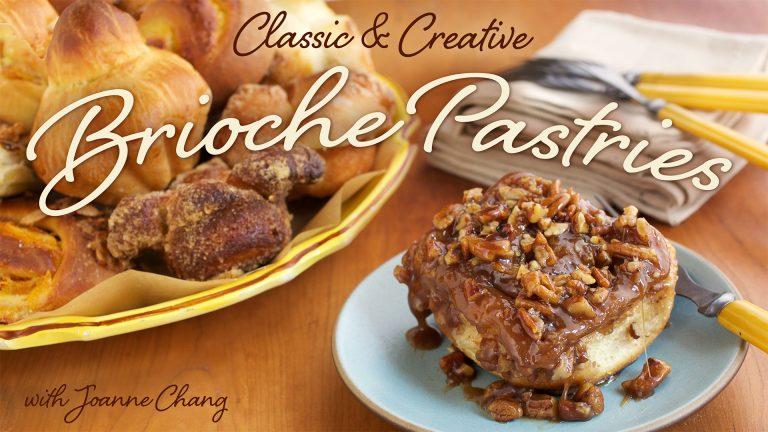 Classic & Creative Brioche Pastries