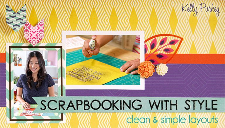 Scrapbooking With Style: Clean & Simple Layouts