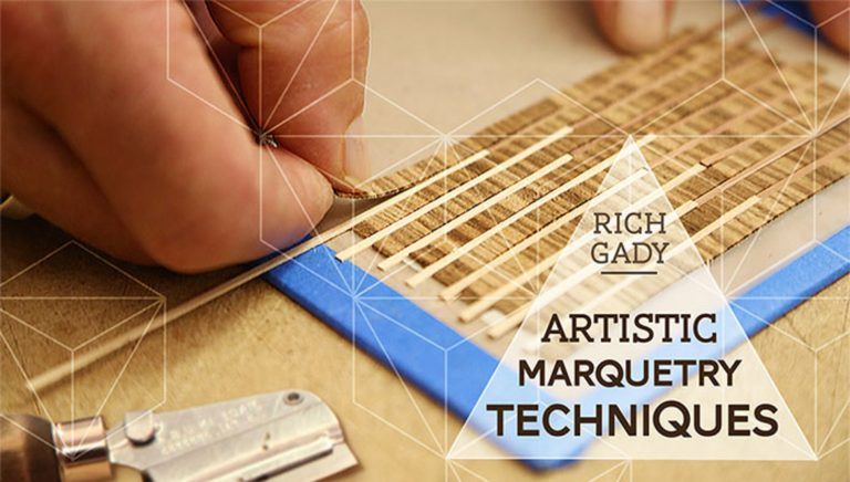 Artistic Marquetry Techniques