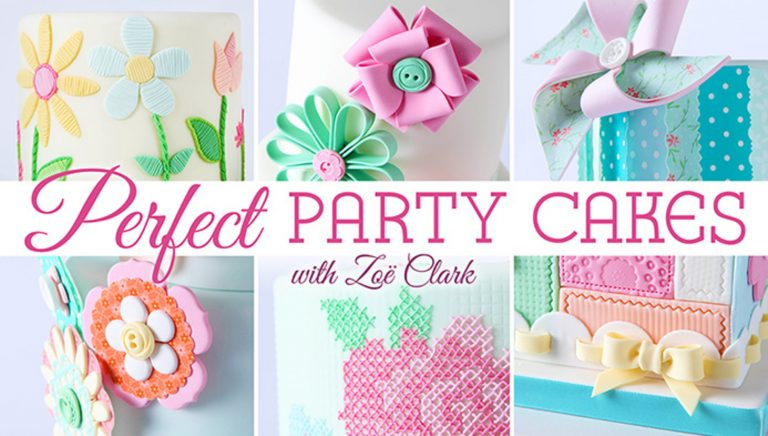 Perfect Party Cakes