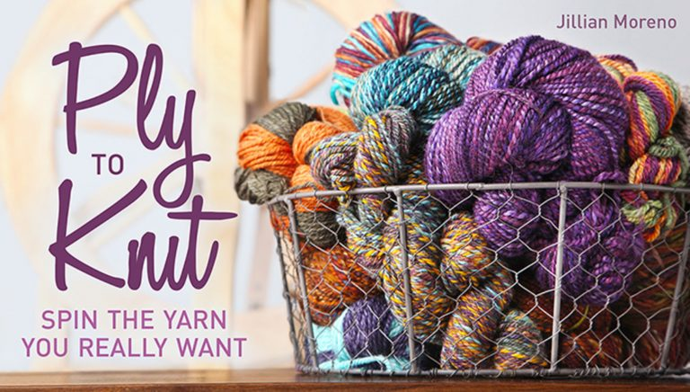 Ply to Knit: Spin the Yarn You Really Want