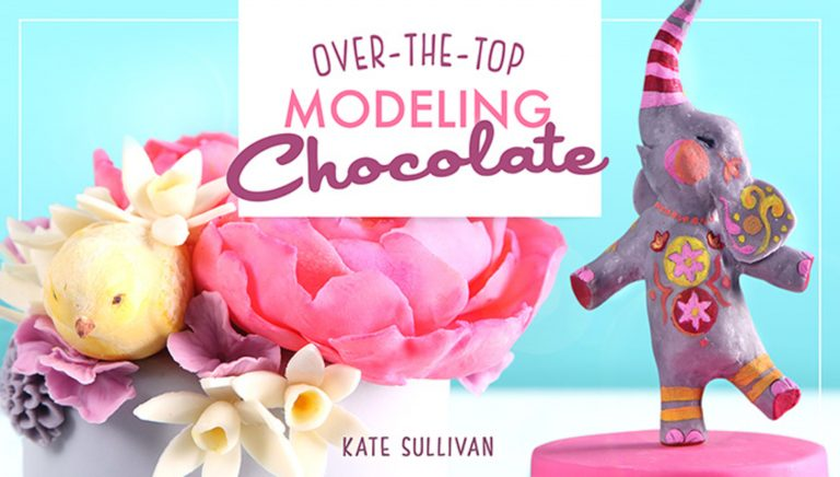 Over-the-Top Modeling Chocolate