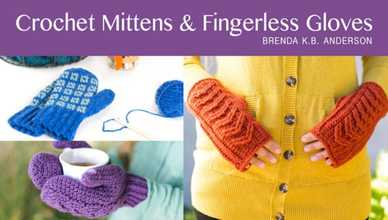 Crochet Mittens & Fingerless Gloves