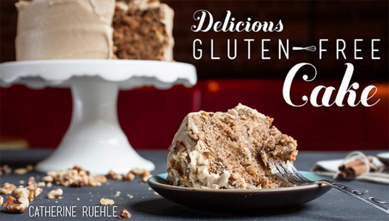 Delicious Gluten-Free Cake