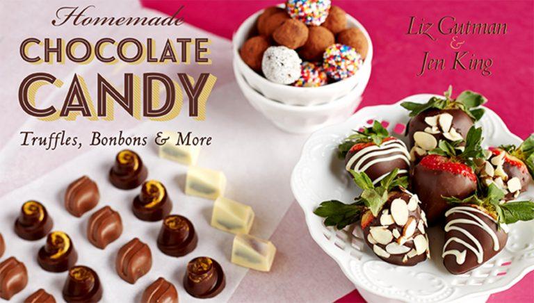 Homemade Chocolate Candy: Truffles, Bonbons & More