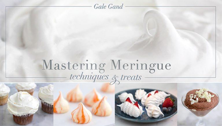 Mastering Meringue