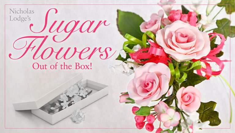 Sugar Flowers: Out of the Box!