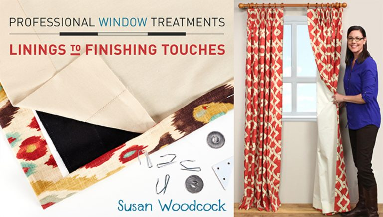 Professional Window Treatments: Linings to Finishing Touches