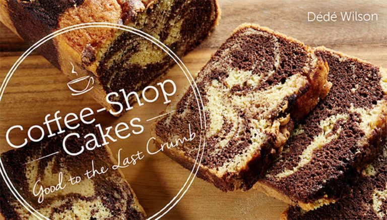 Coffee-Shop Cakes: Good to the Last Crumb
