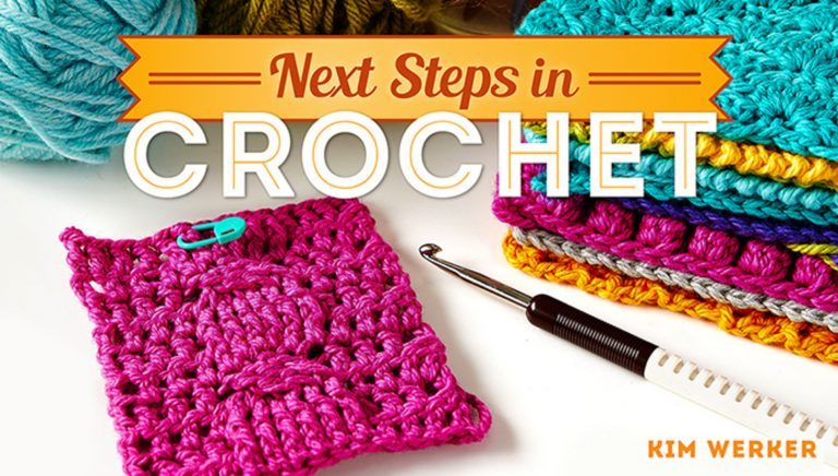 Next Steps in Crochet