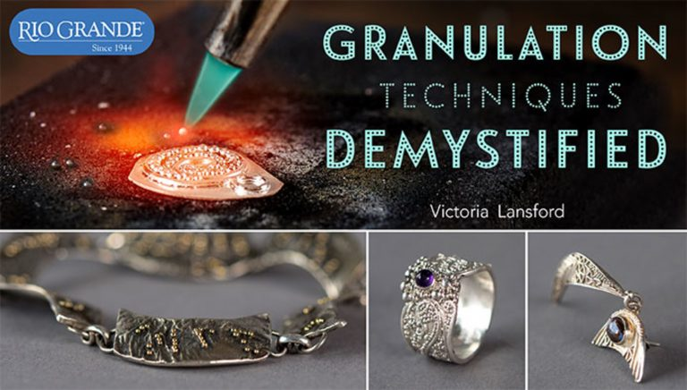 Granulation Techniques Demystified