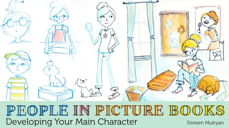 People in Picture Books: Developing Your Main Character