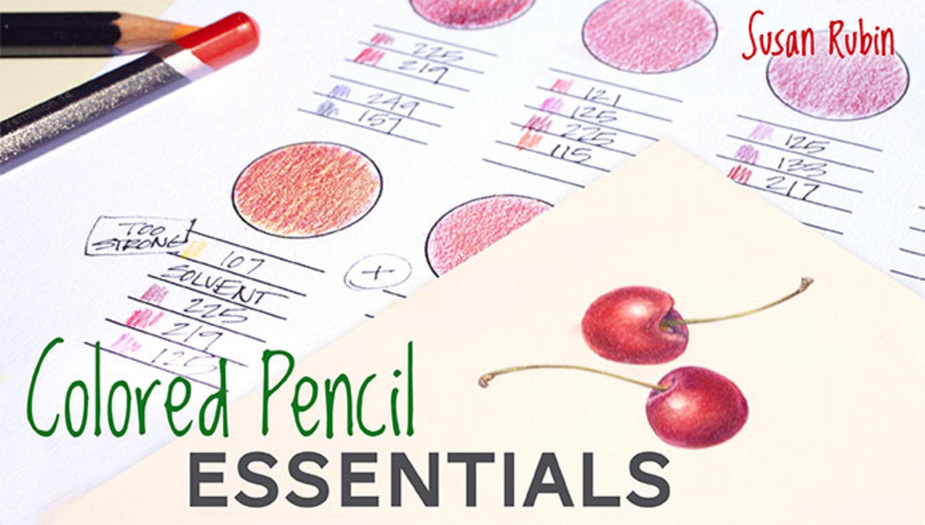 Colored Pencil Essentials Craftsy