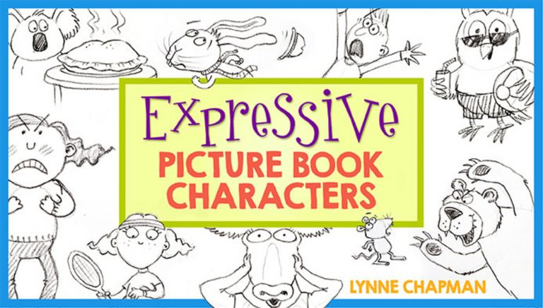 Expressive Picture Book Characters
