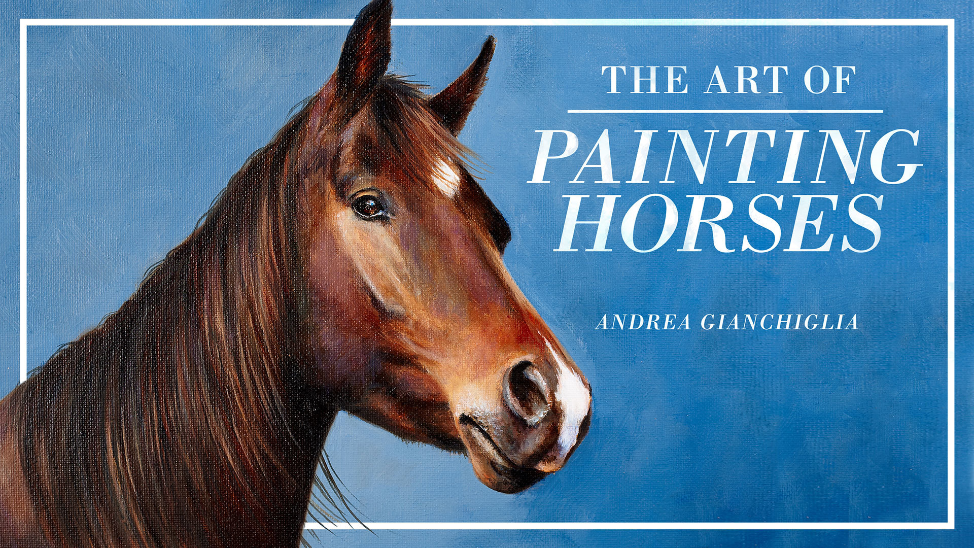 The Art Of Painting Horses Craftsy