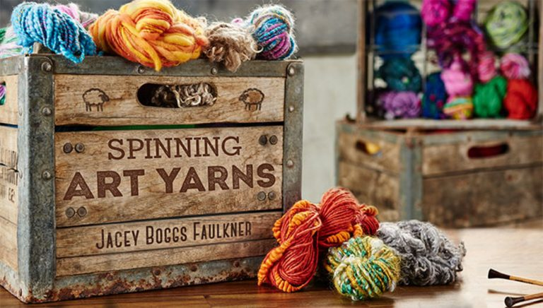 Spinning Art Yarns