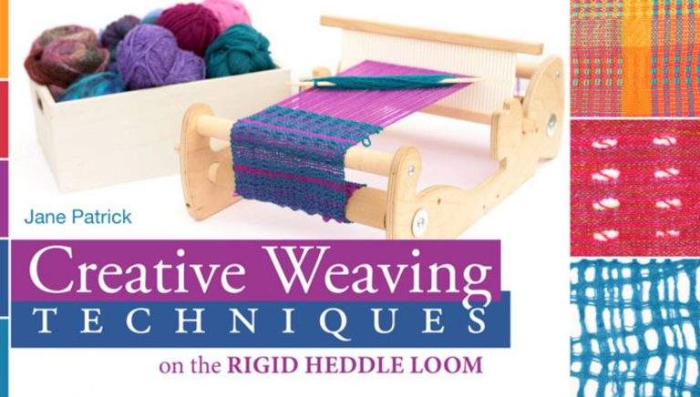 Creative Weaving Techniques on the Rigid Heddle Loom