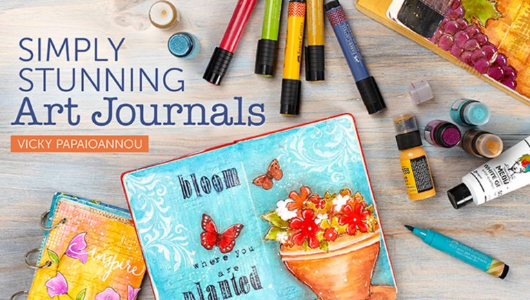 Simply Stunning Art Journals