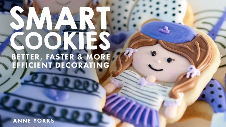 Smart Cookies: Better, Faster & More Efficient Decorating