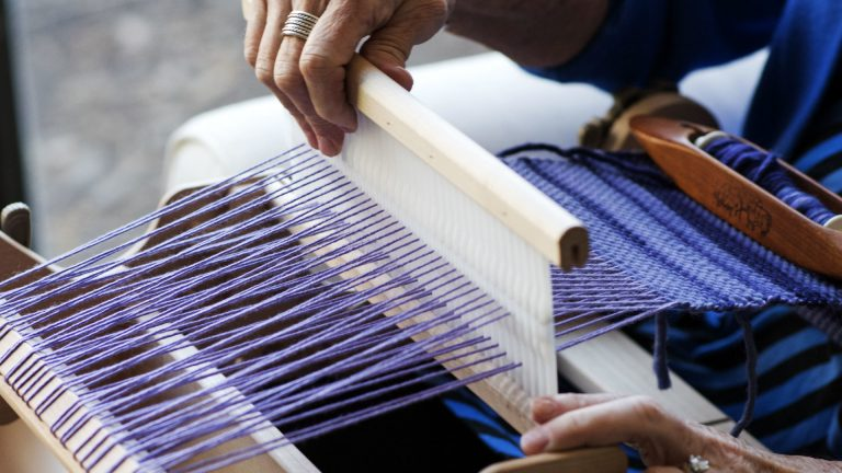Startup Library: Rigid Heddle Weaving