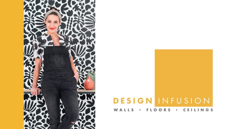 Design Infusion: Walls, Floors & Ceilings