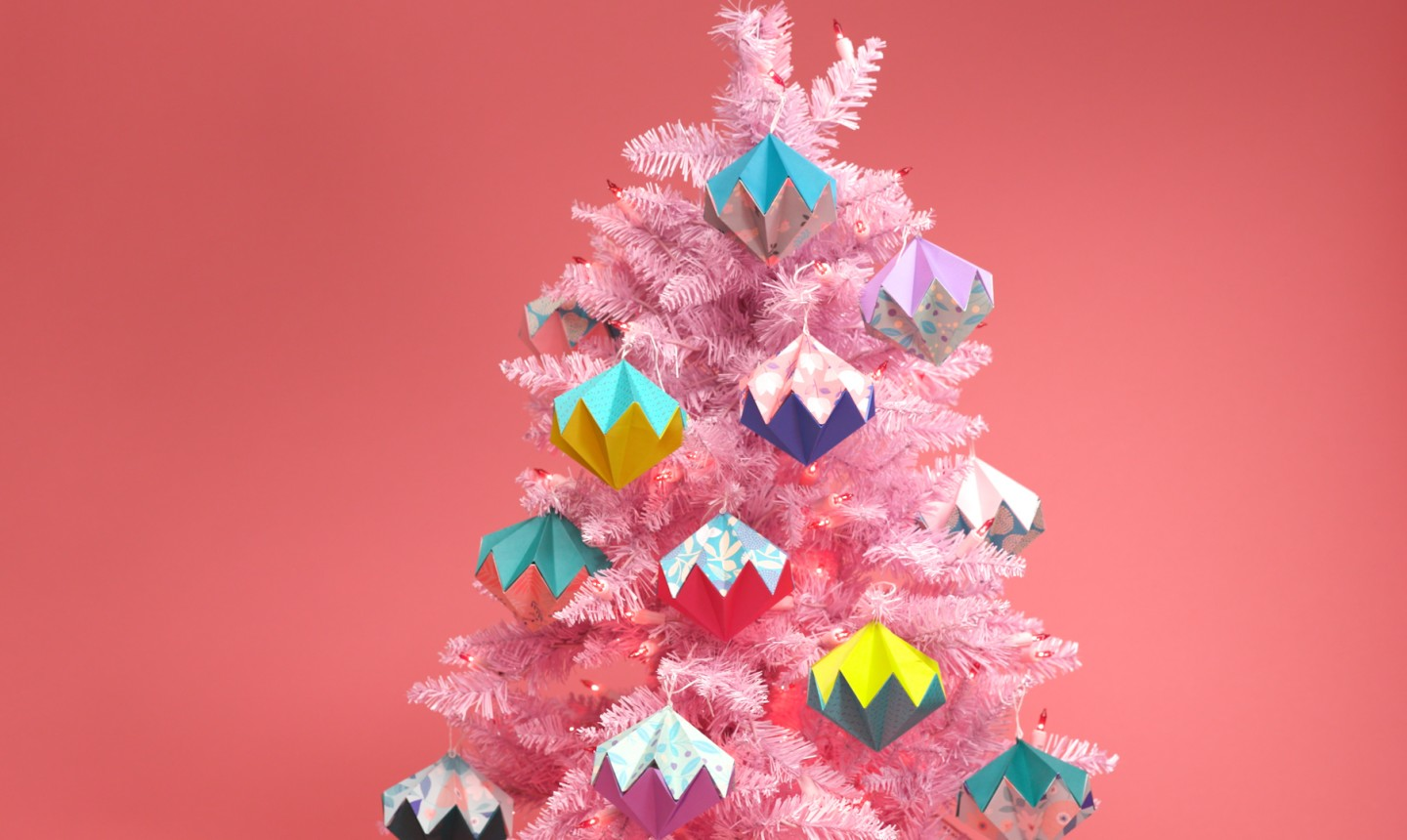 These Origami Ornaments Belong On Your Christmas Tree Craftsy