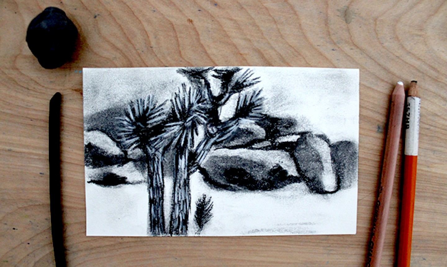the secret to great landscape drawings craftsy