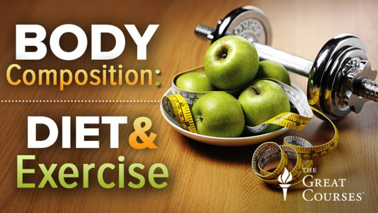 Changing Body Composition Through Diet & Exercise