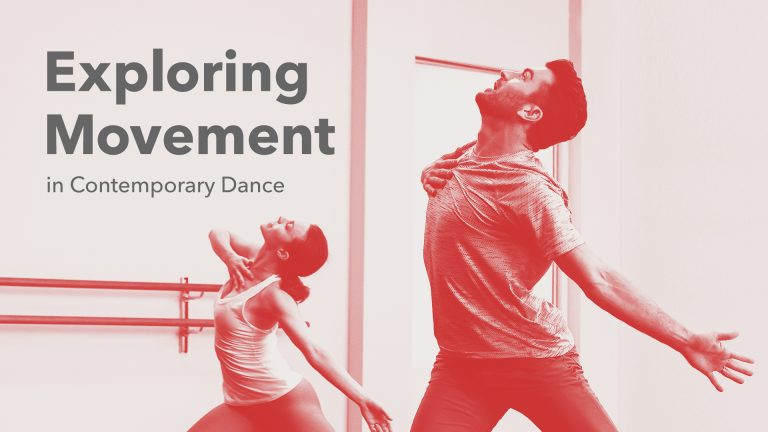 Exploring Movement in Contemporary Dance