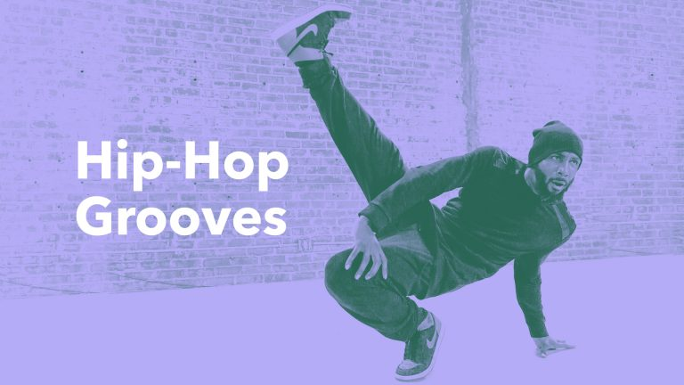 Hip-Hop Grooves With tWitch