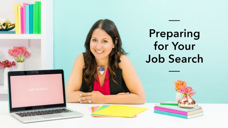 Preparing for Your Job Search