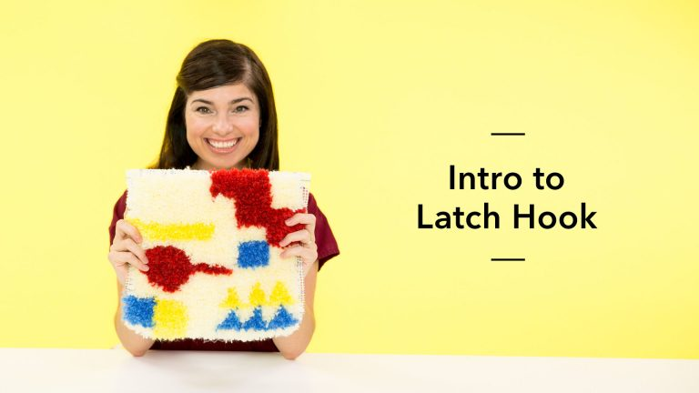Intro to Latch Hook