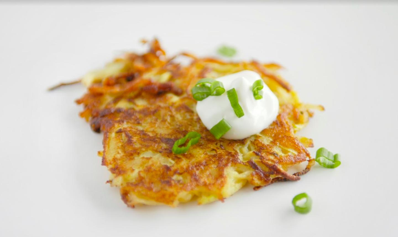 fried latke