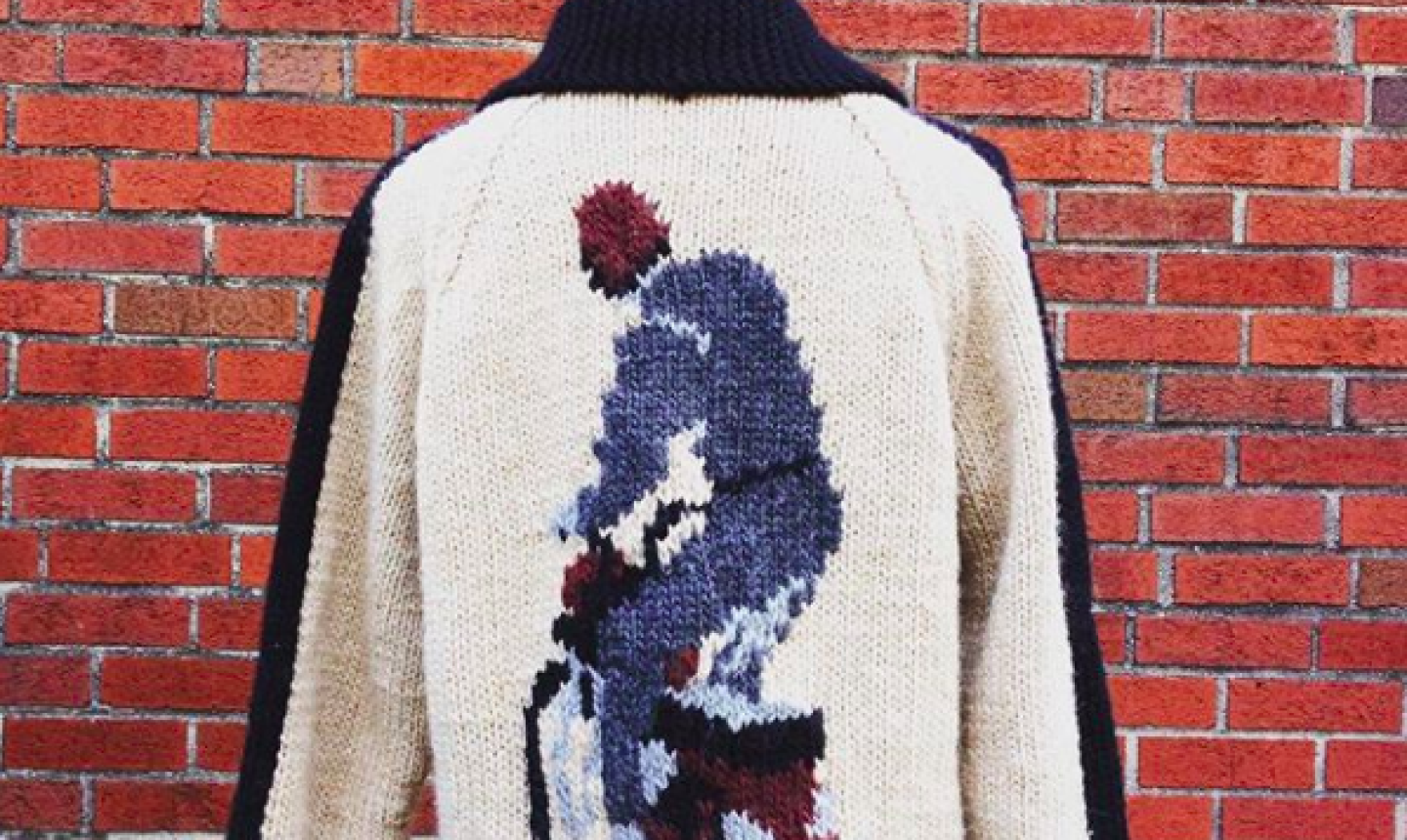 sweater of woman