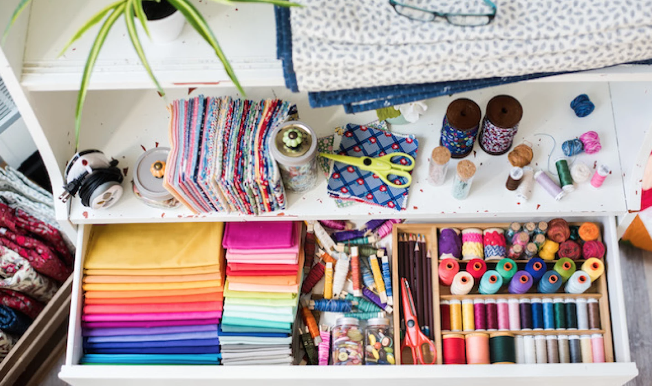 sewing room supplies