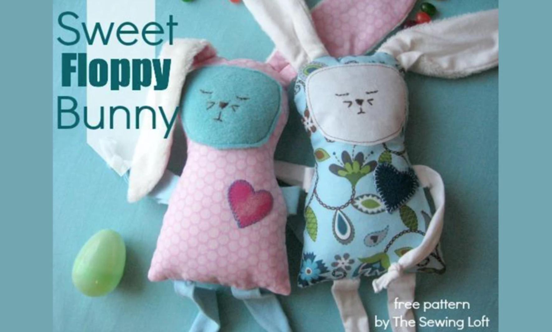 floppy bunny dolls