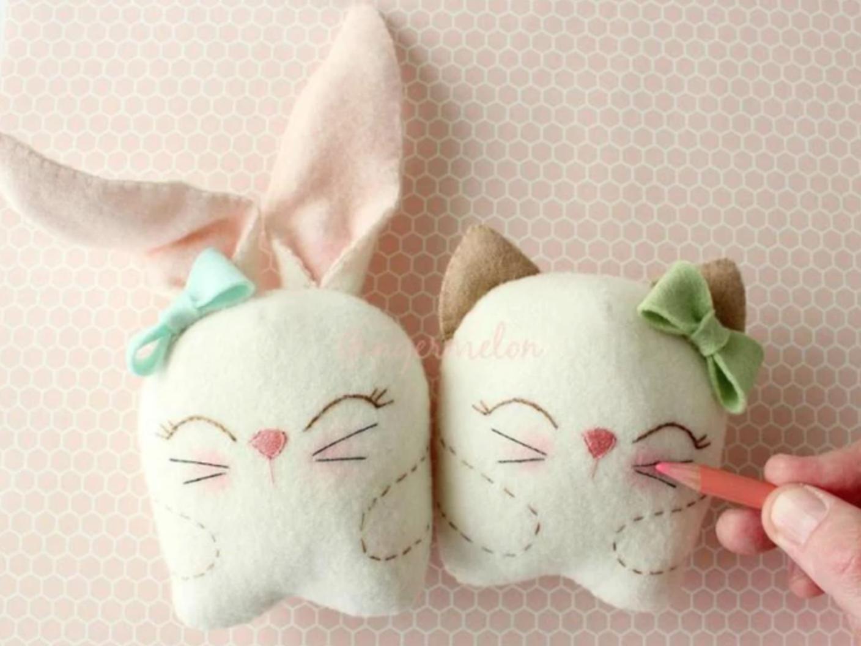 snuggle bunny pattern