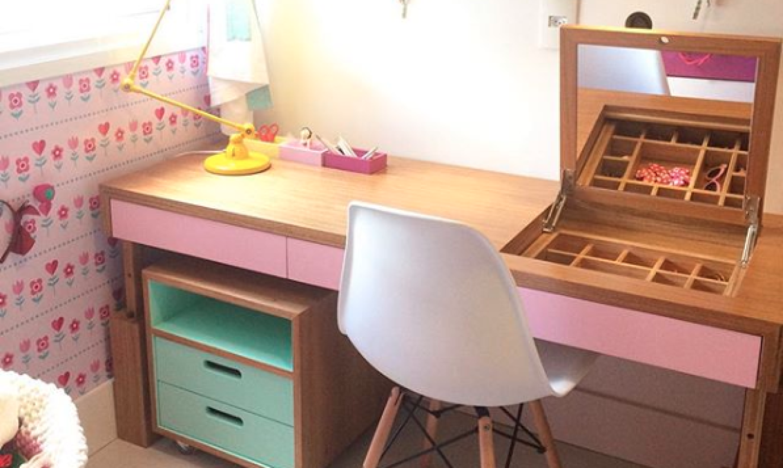 kids space with storage