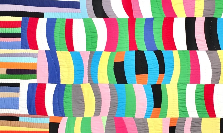 wavy quilt blocks
