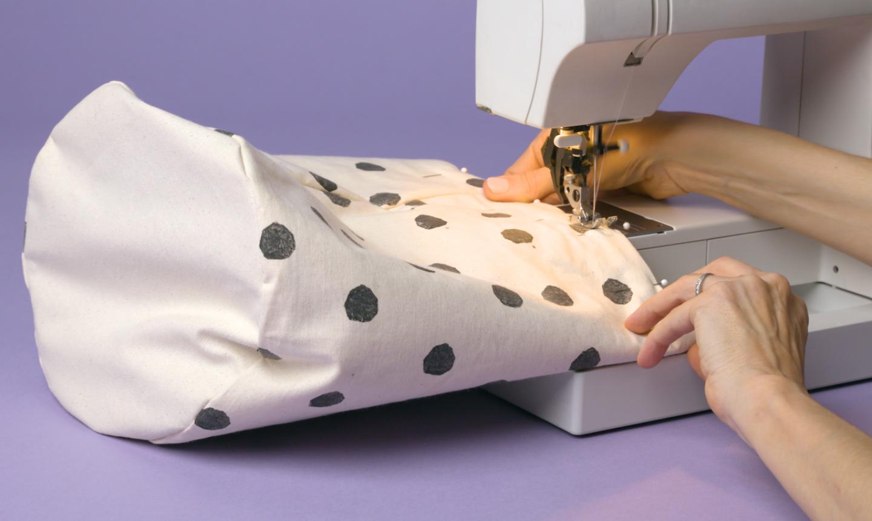 sewing fabric bin