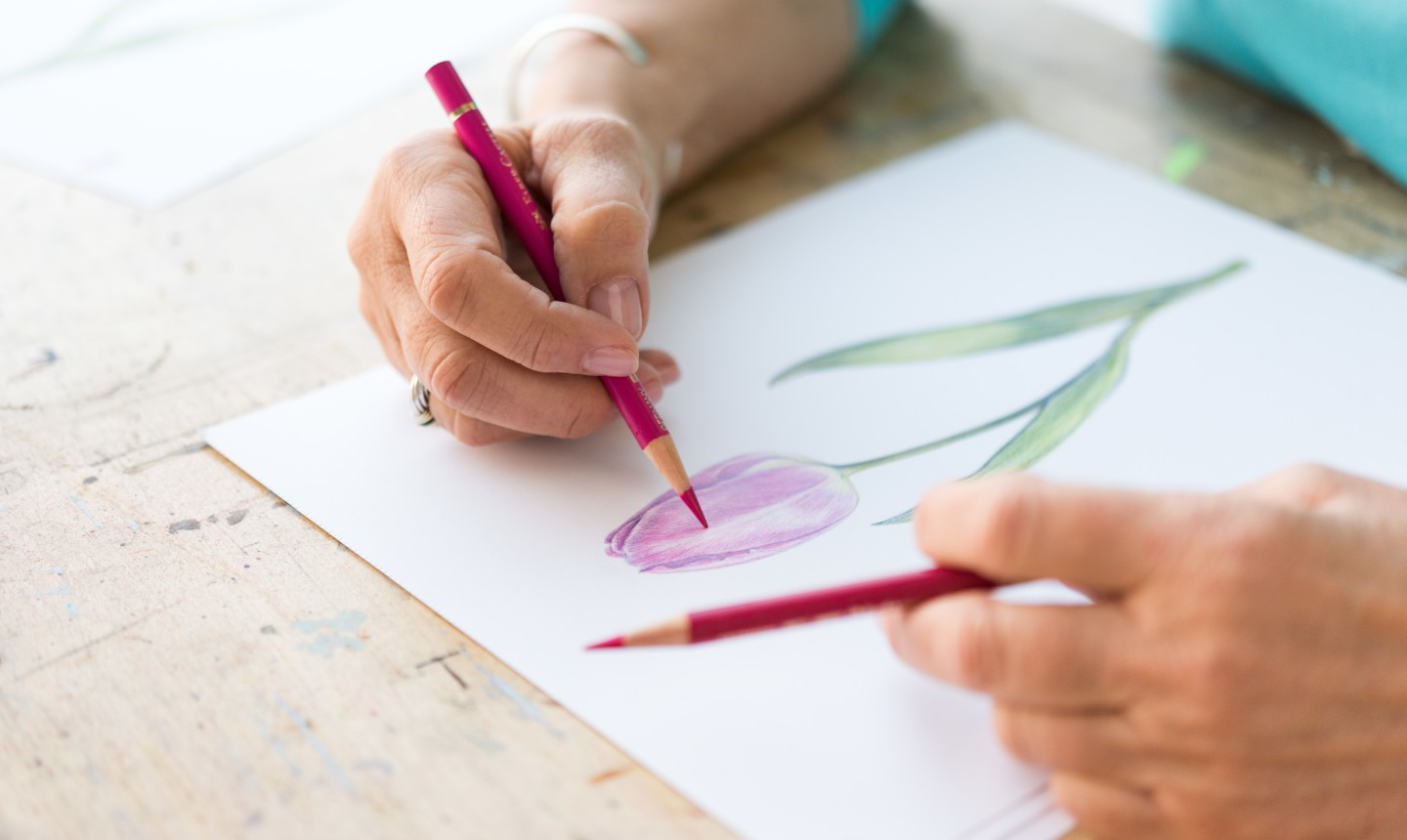 get started with colored pencils with these 7 beginner friendly projects craftsy