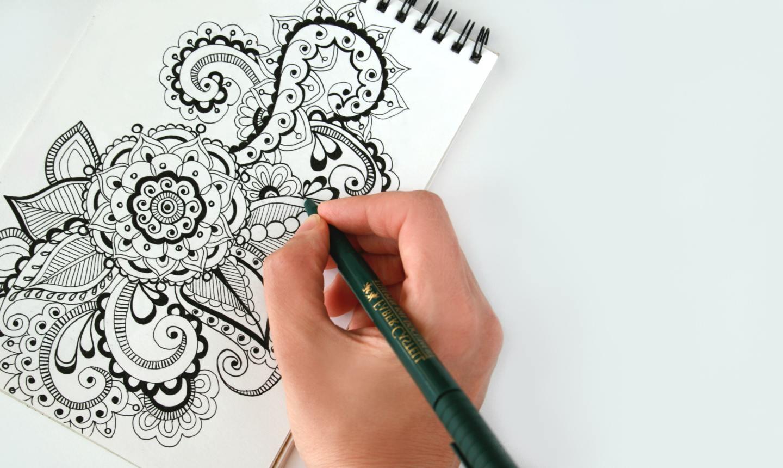 drawing abstract