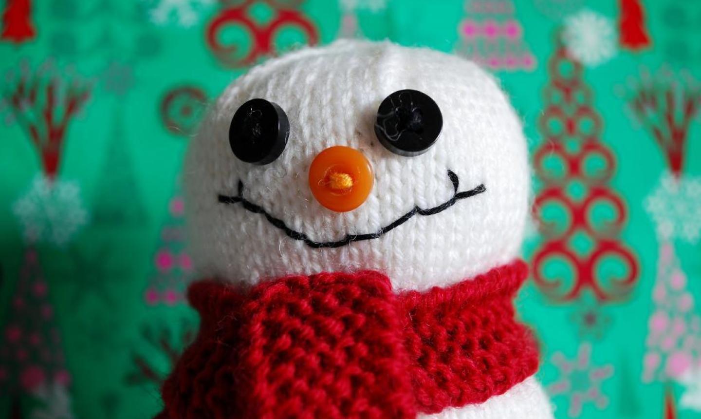 frederick the snowman